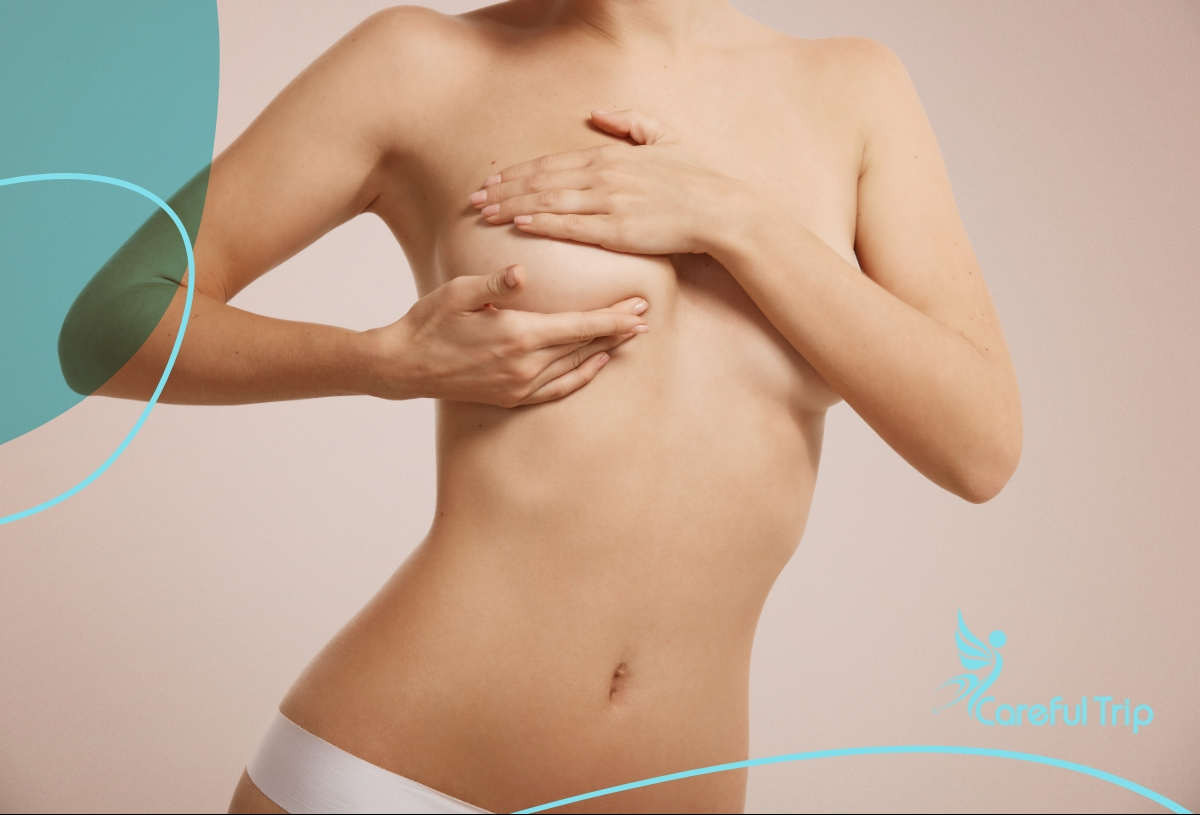 Breast Reduction Surgery in Iran