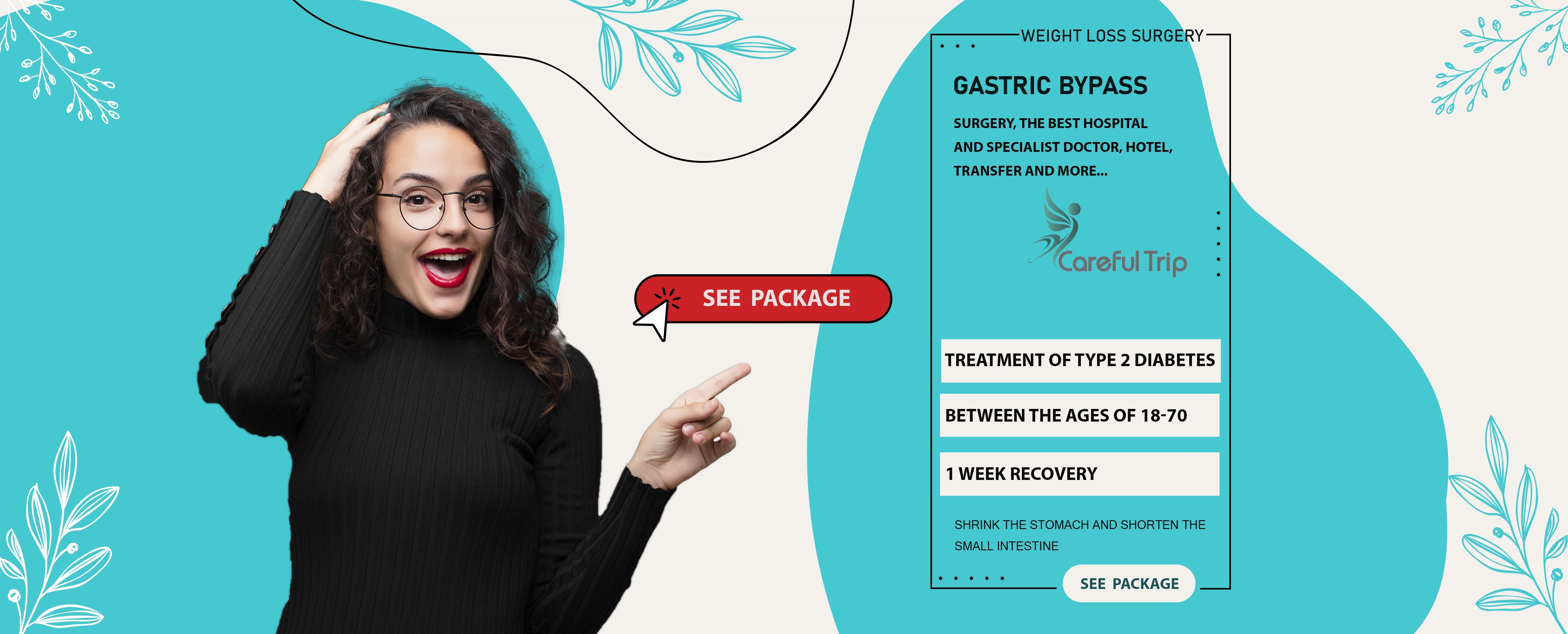 GASTRIC BYPASS SURGERY In Iran